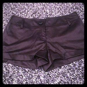 Forever 21 Satin Shorts